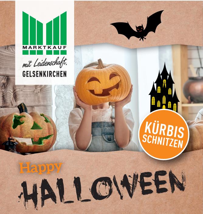 Happy Halloween – Kürbisschnitzen – am 26.10.2019