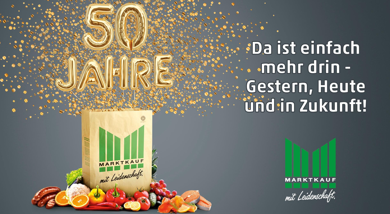 50 Jahre Marktkauf